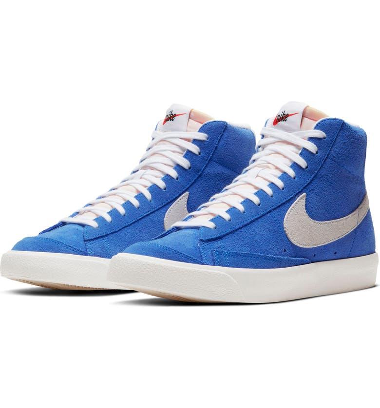 Blazer Mid '77 Suede Sneaker