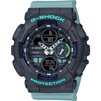 G-Shock S-Series Ana-Digi Resin Watch, 4m