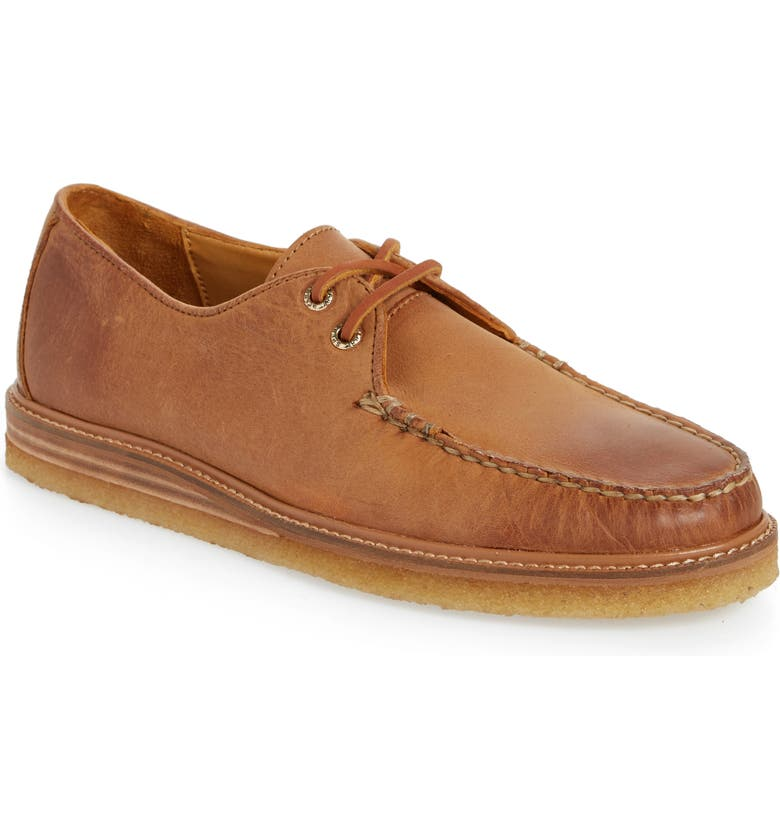SPERRY Gold Cup Captain's Crepe Sole Oxford, Main, color, 200
