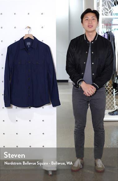 Ripstop Shirt Jacket, sales video thumbnail
