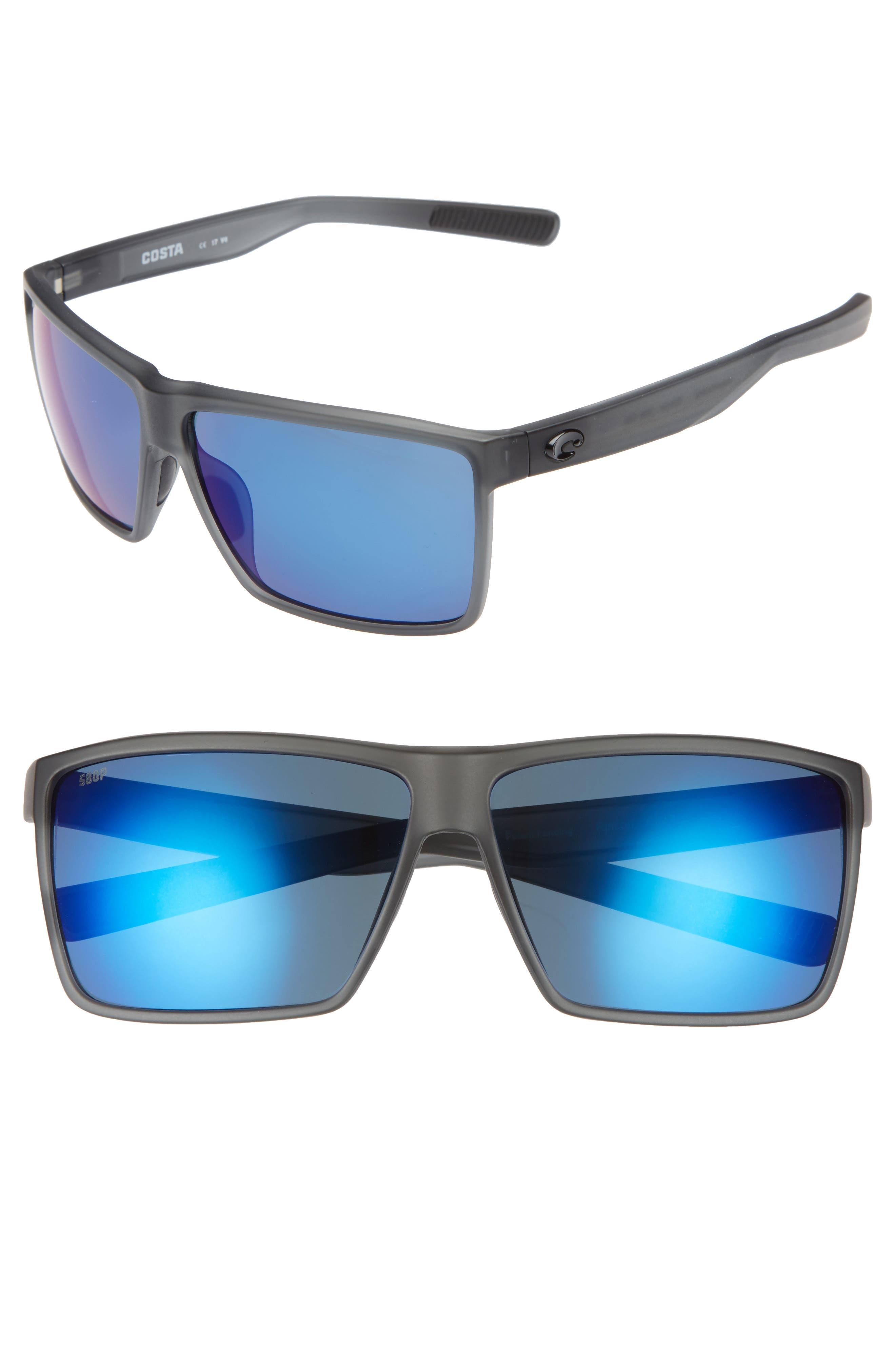 Rincon 63mm Polarized Sunglasses