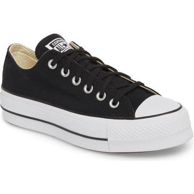 Converse Chuck Taylor All Star Platform Sneaker- Black