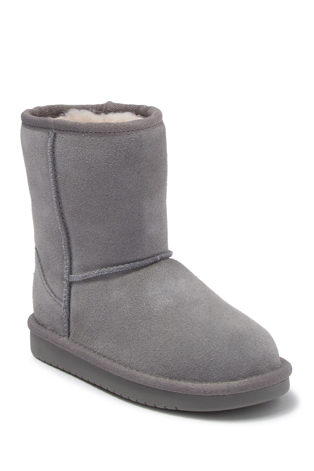 Image of KOOLABURRA BY UGG Koola Faux Fur Lined Suede Short Boot