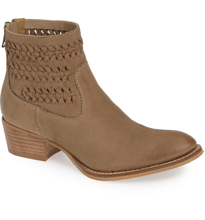 VERY VOLATILE Hylan Bootie, Main, color, STONE LEATHER