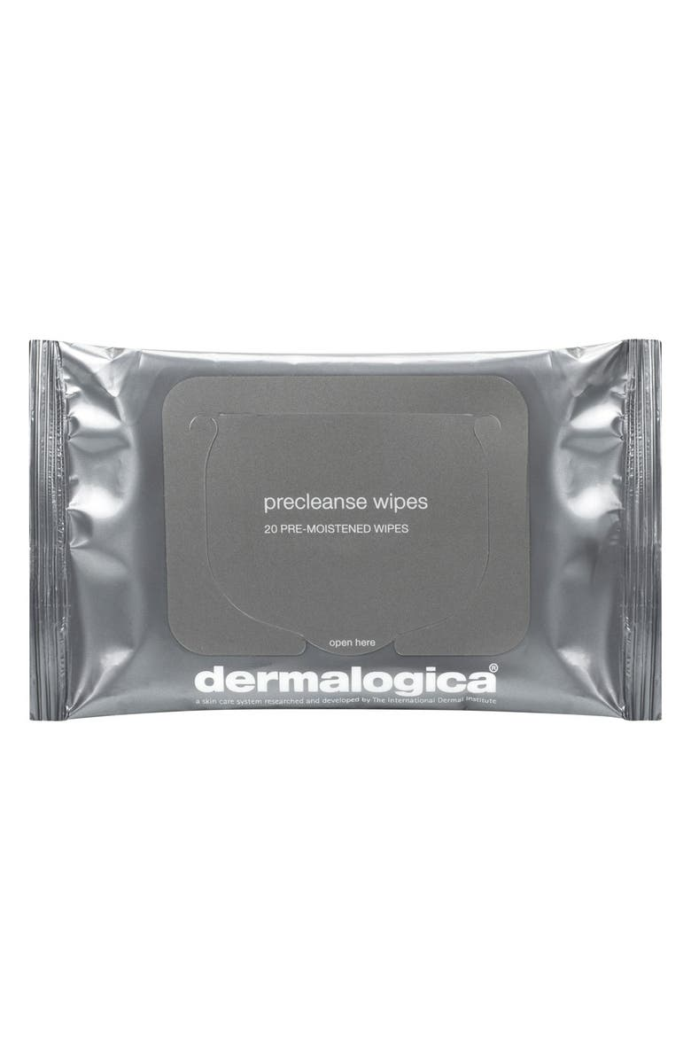 DERMALOGICA<SUP>®</SUP> Precleanse Wipes, Main, color, 000