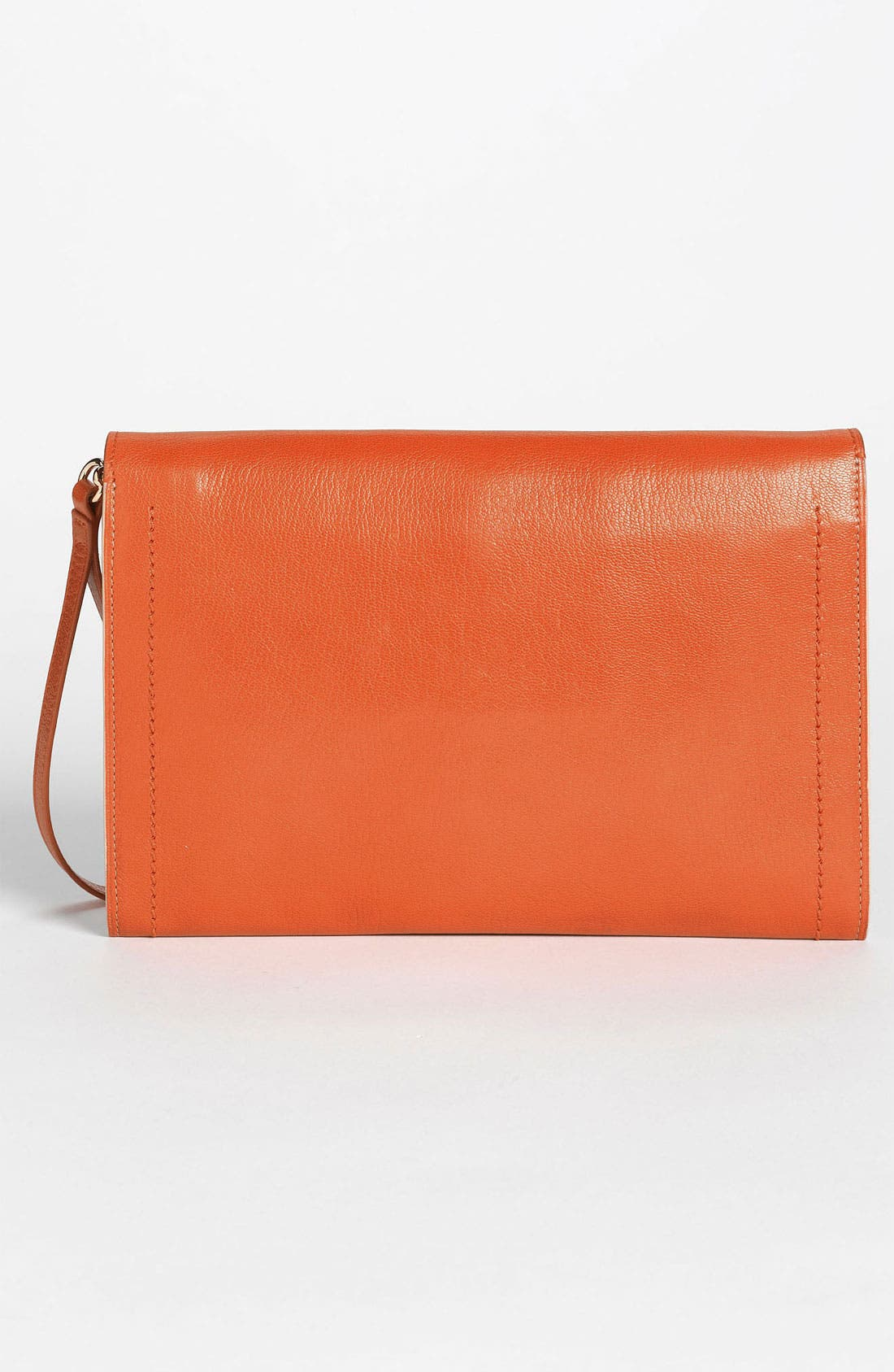 ,                             '1984 Isobel' Leather Clutch,                             Alternate thumbnail 12, color,                             800
