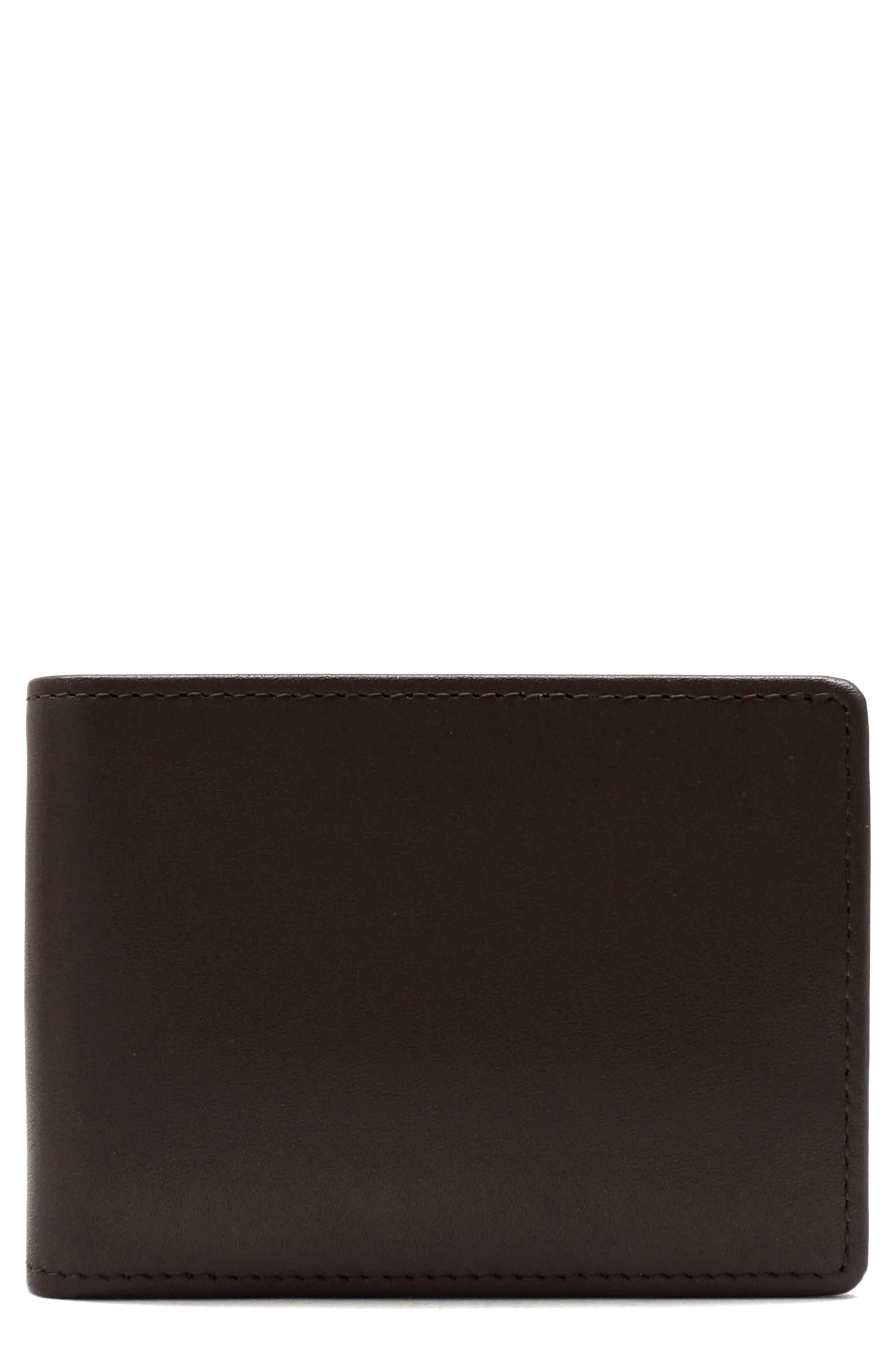 Grant Slimster Leather Wallet