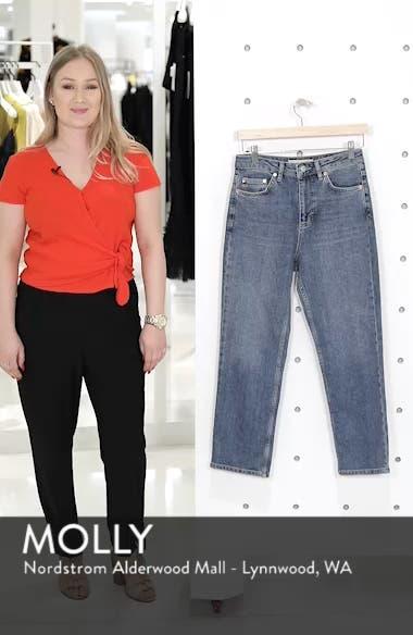 Straight Leg Jeans, sales video thumbnail