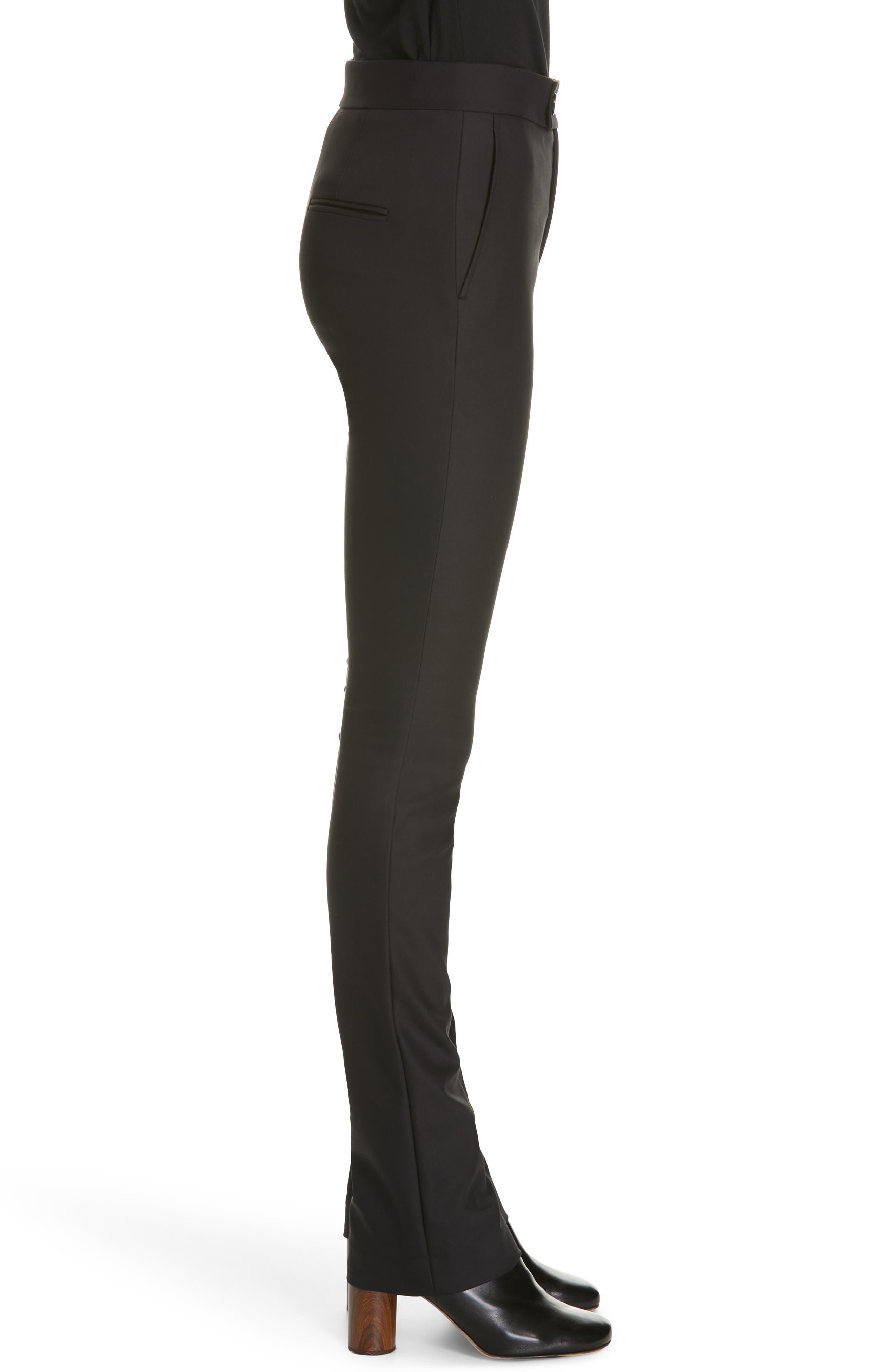 ,                             Rider Legging Pants,                             Alternate thumbnail 4, color,                             BLACK
