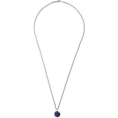 Caputo & Co. Silver Chain Necklace