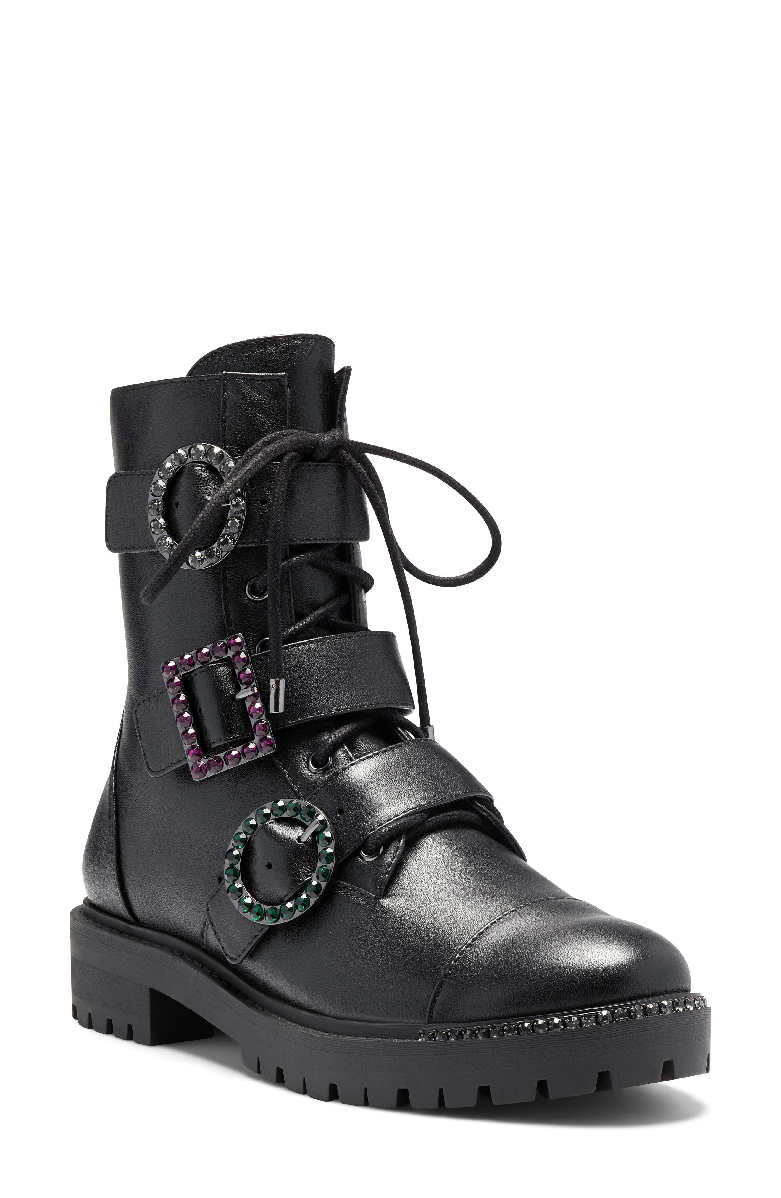 Kirlah Combat Boot