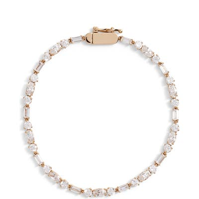 Nadri Bliss Mia Cubic Zirconia Tennis Bracelet