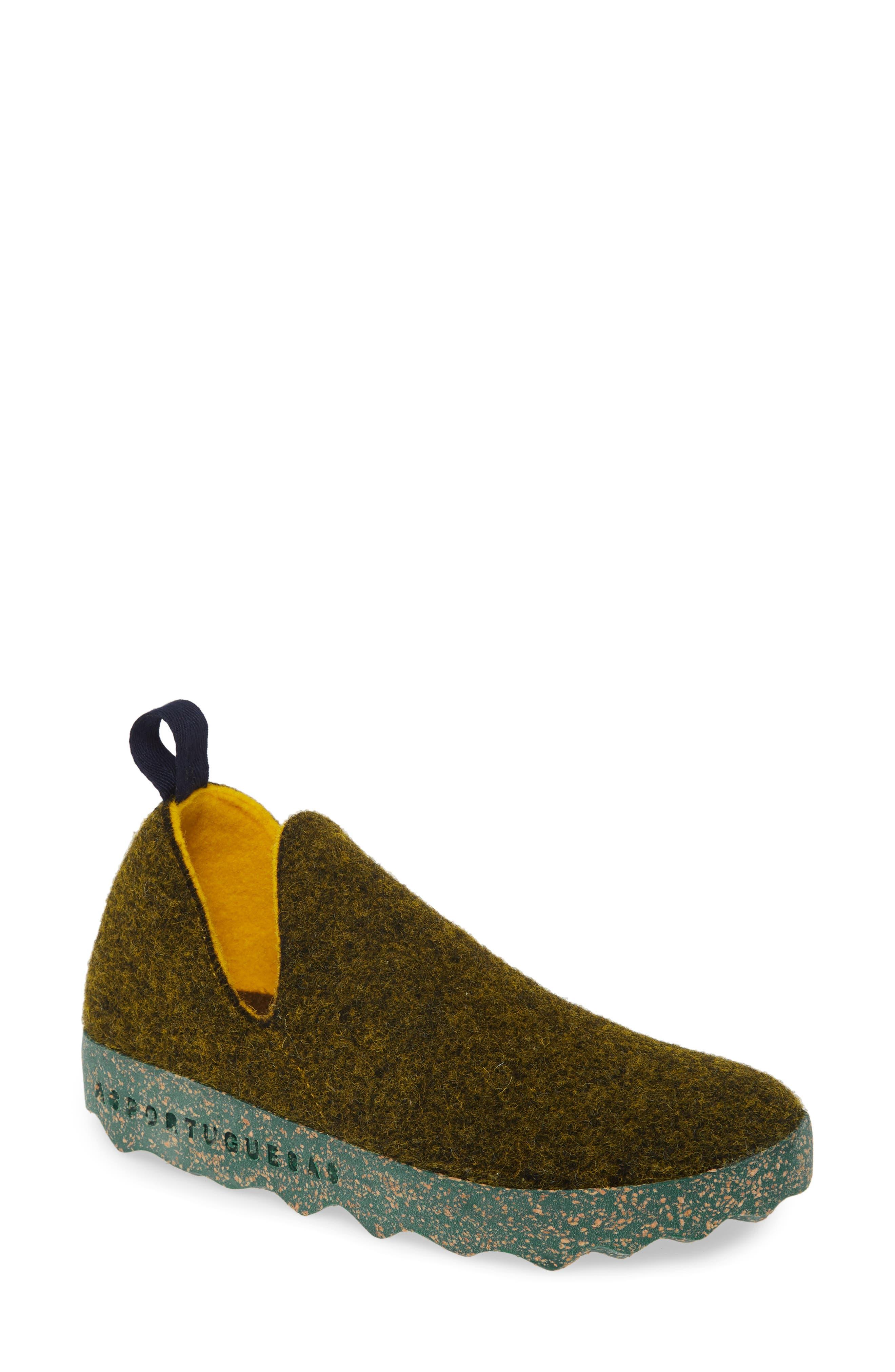 Asportuguesas By Fly London City Sneaker - Blue