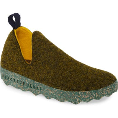 Asportuguesas By Fly London City Sneaker - Green