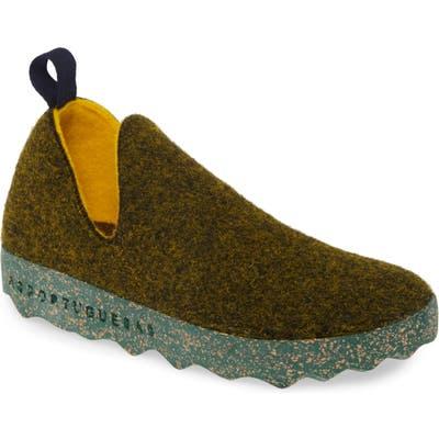 Asportuguesas By Fly London City Sneaker, Green