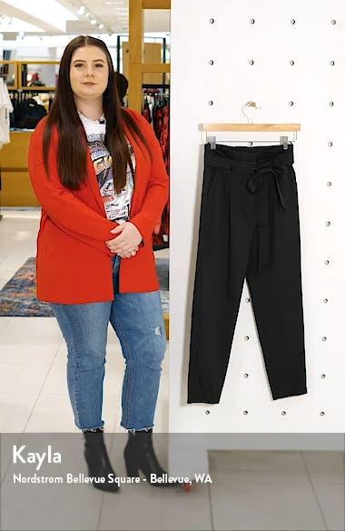 Paperbag Waist Pants, sales video thumbnail
