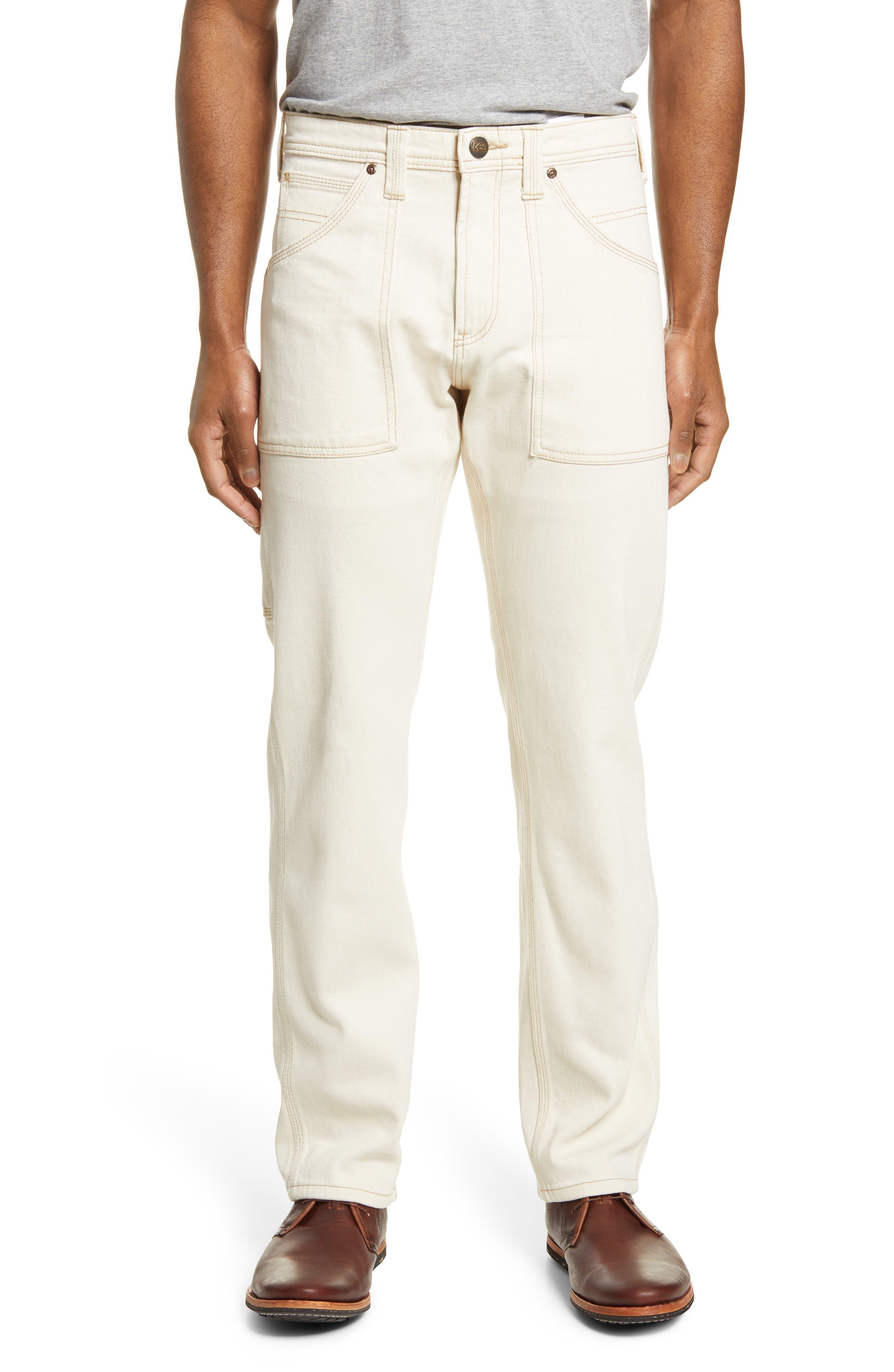 Slim Fit Carpenter Jeans