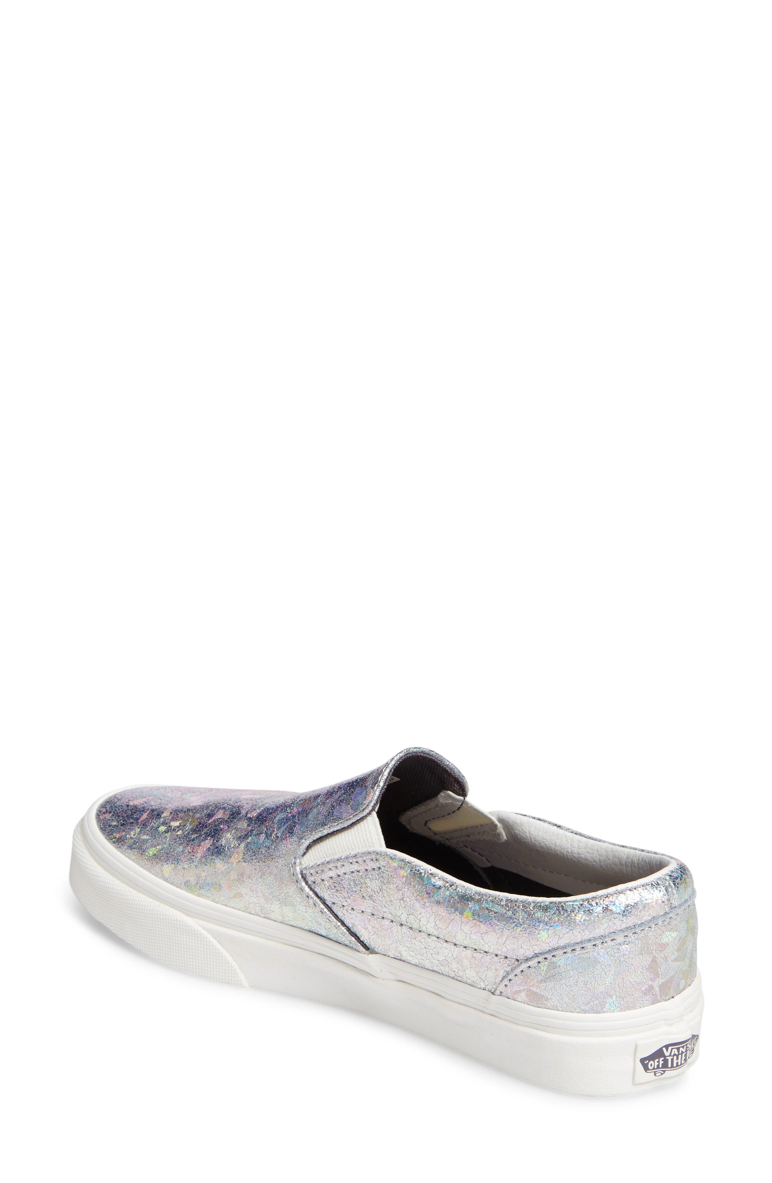 ,                             Classic Slip-On Sneaker,                             Alternate thumbnail 293, color,                             041