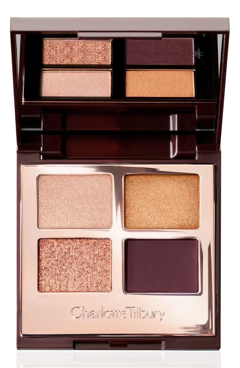 CHARLOTTE TILBURY Luxury Eyeshadow Palette, Main, color, QUEEN OF GLOW