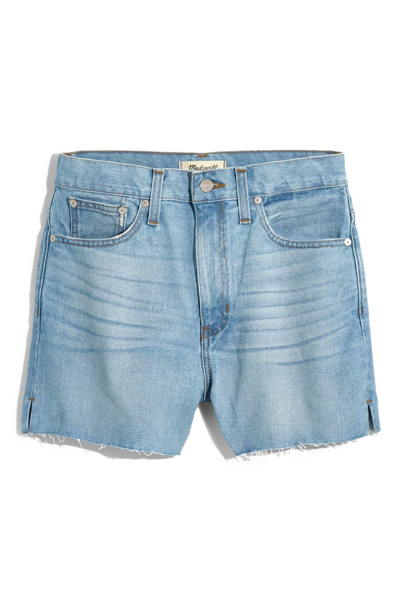 Madewell The Perfect Vintage Short Bowman Wash