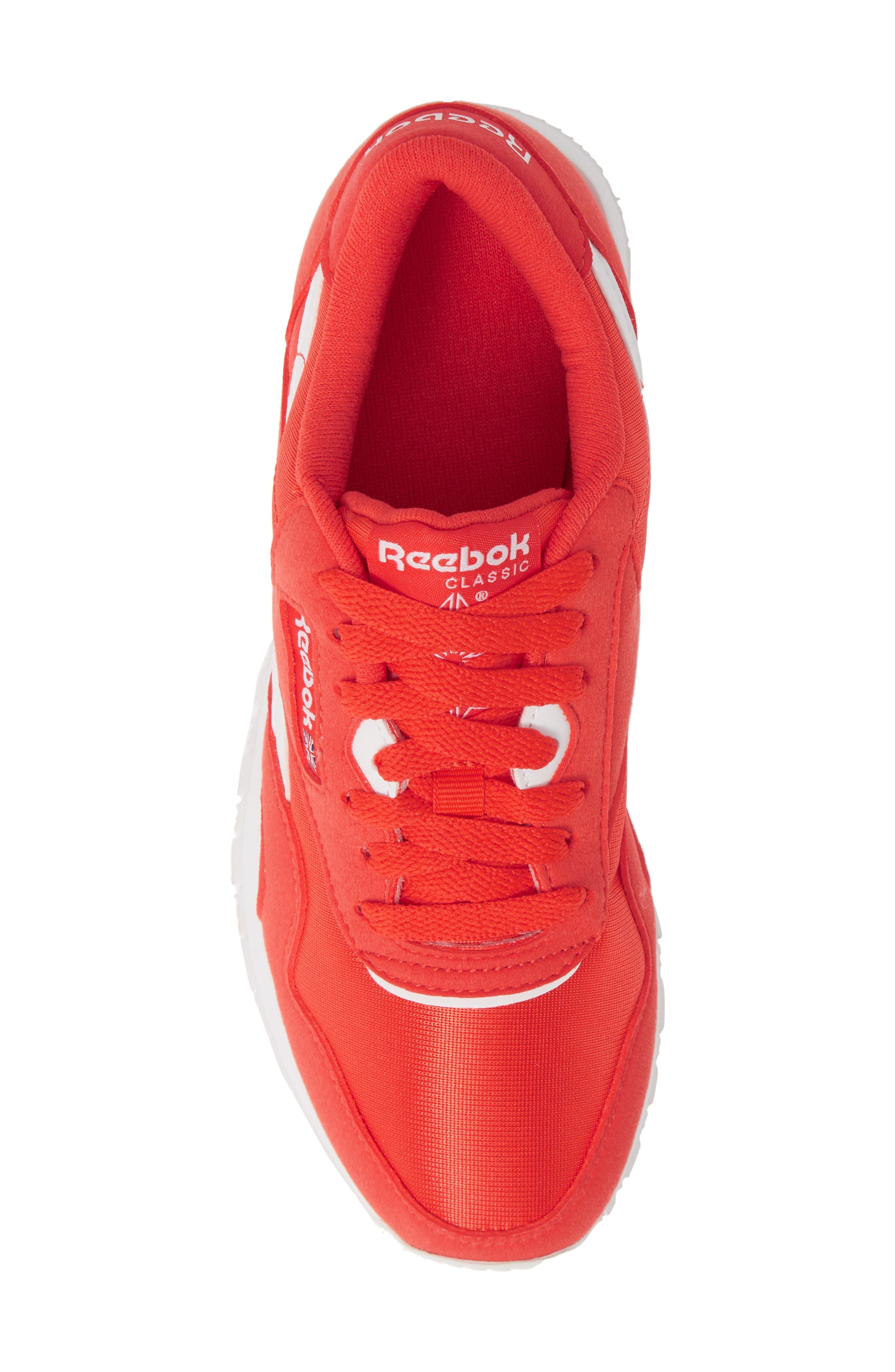 ,                             Classic Nylon Sneaker,                             Alternate thumbnail 26, color,                             601