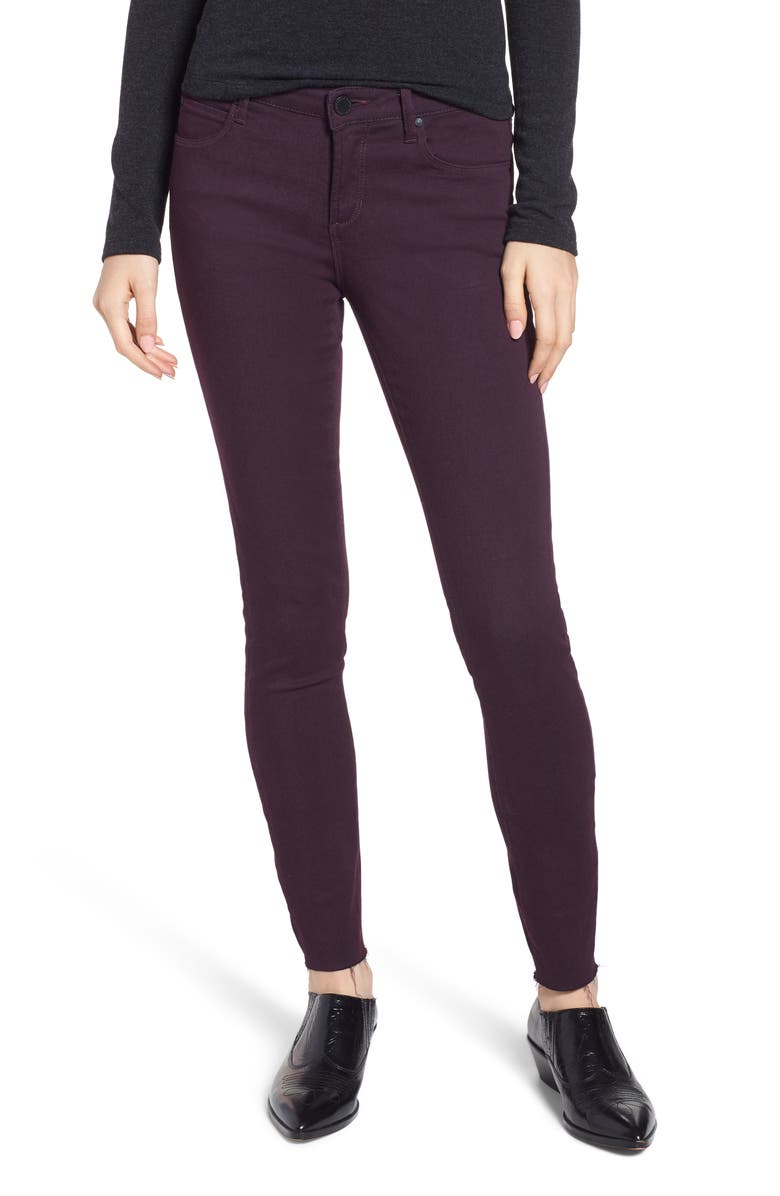 ARTICLES OF SOCIETY Sarah Skinny Jeans, Main, color, 500