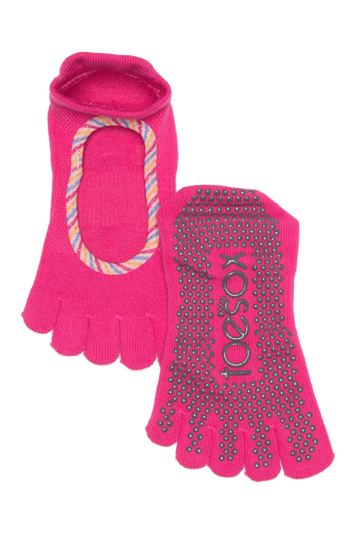 Image of ToeSox Full Toe Bellarina Grip Socks