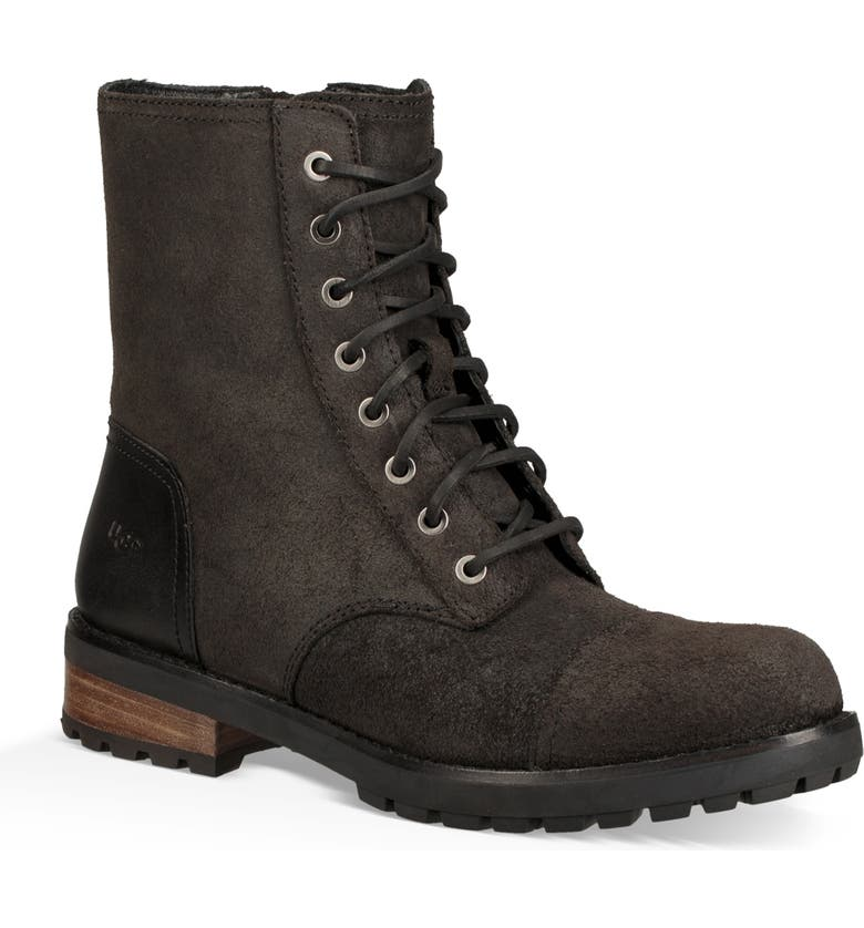 a81ab096c16 Kilmer II Genuine Shearling Lined Water Resistant Bootie