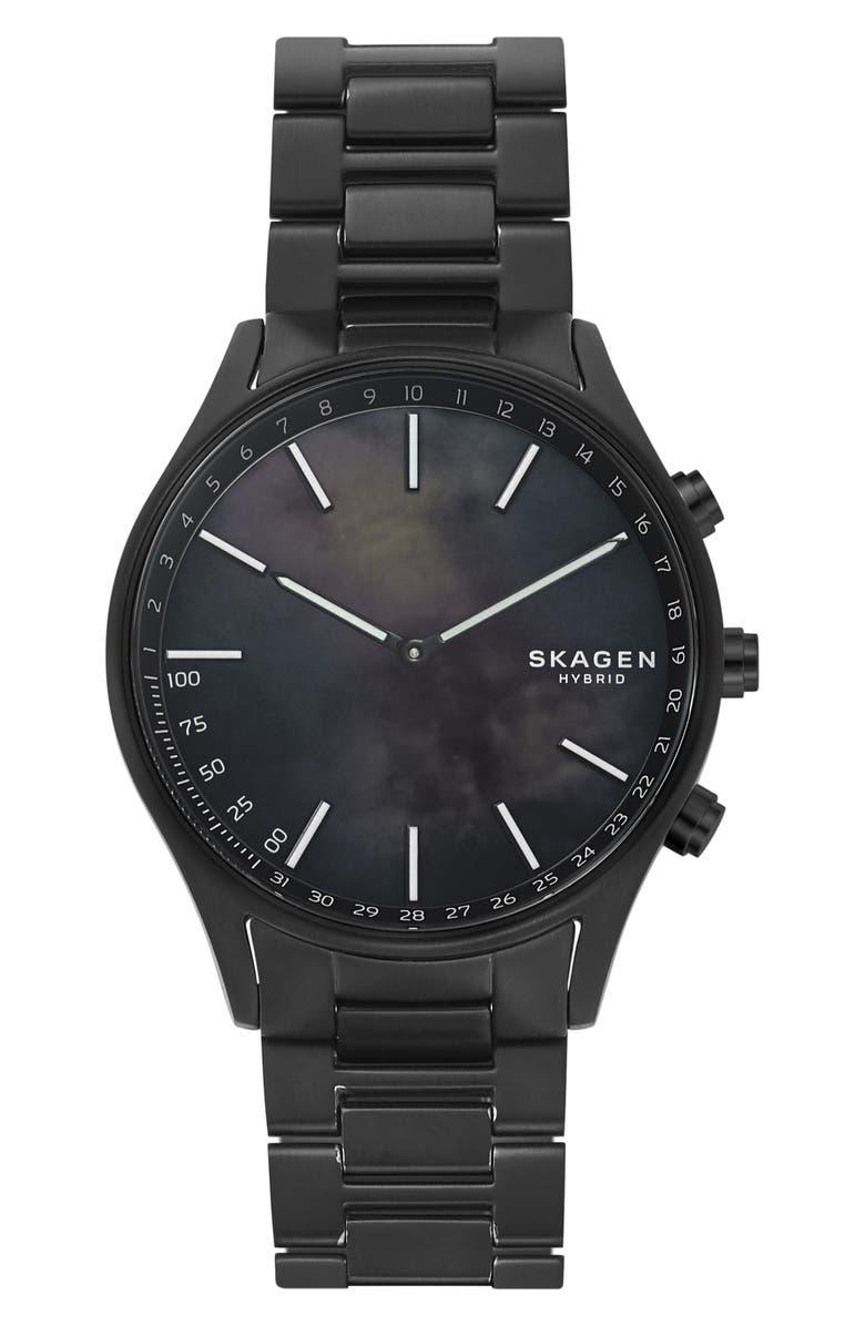 SKAGEN Holst Hybrid Smartwatch, Main, color, 001