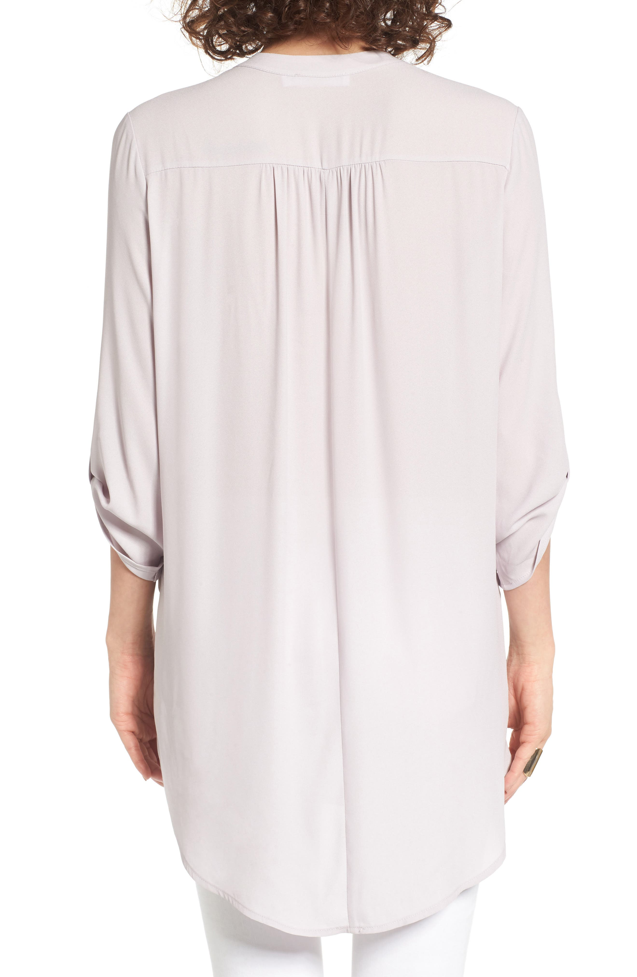 ,                             Perfect Roll Tab Sleeve Tunic,                             Alternate thumbnail 319, color,                             503
