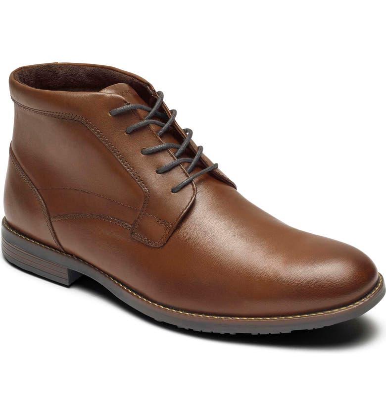 Rockport Dustyn Waterproof Chukka Boot Men