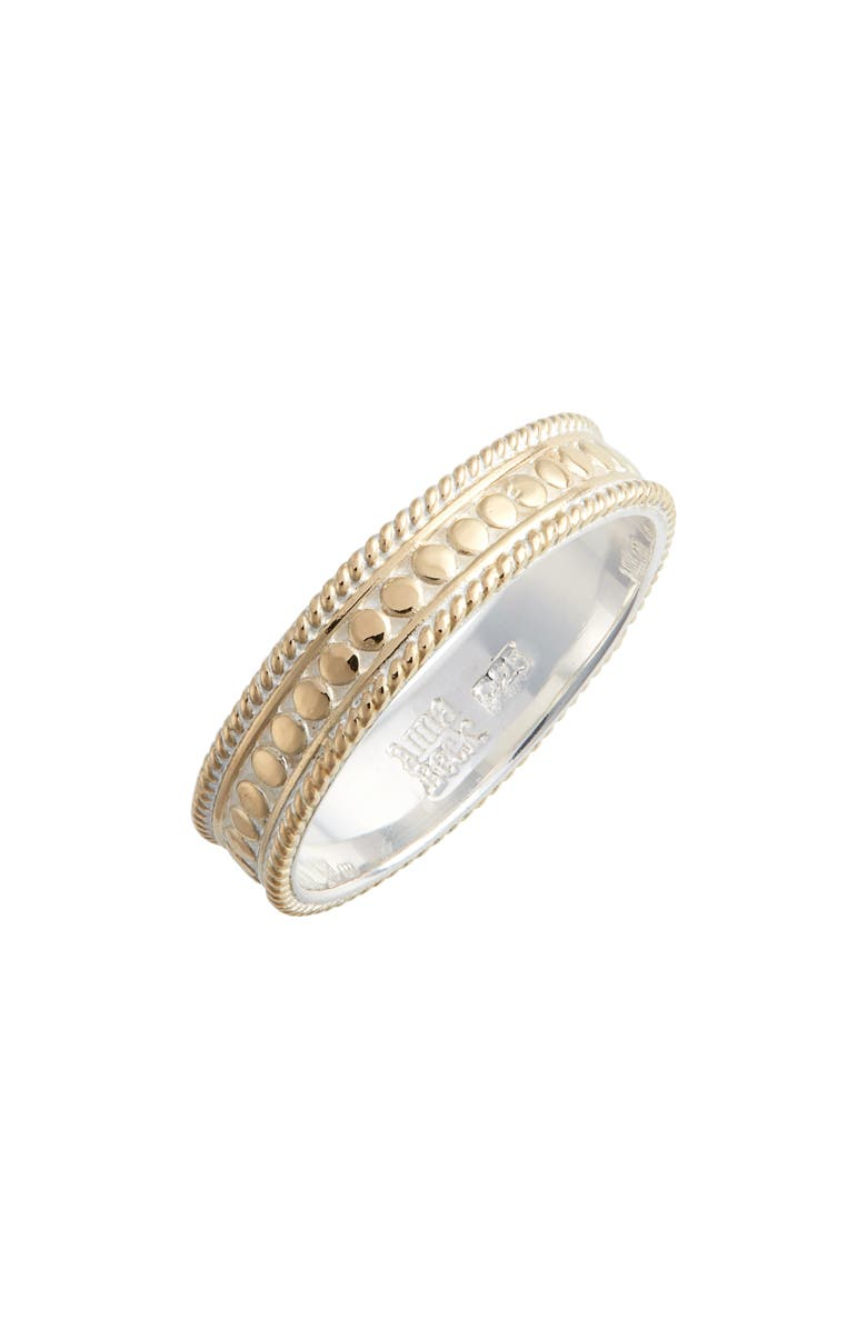 ANNA BECK Stacking Ring, Main, color, GOLD