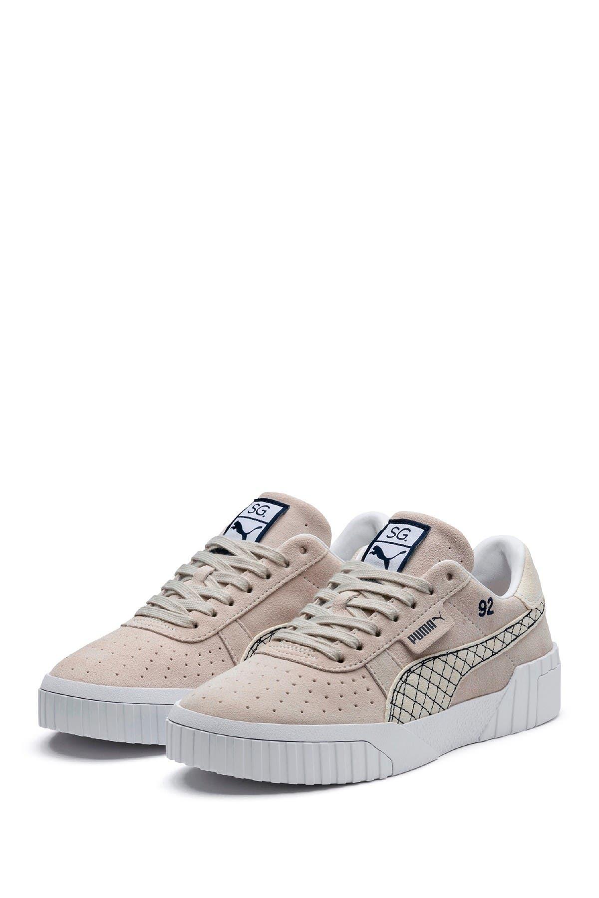 PUMA | Cali Suede x SG Low Top Sneaker
