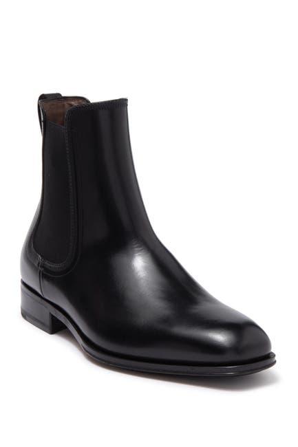 Image of Salvatore Ferragamo Chelsea Boot - Extra Wide Width