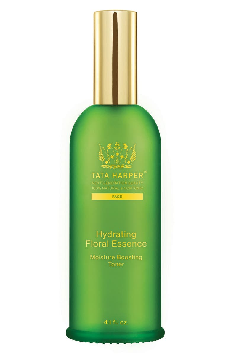 TATA HARPER SKINCARE Hydrating Floral Essence, Main, color, NO COLOR