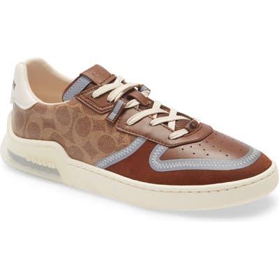 Coach Citysole Court Sneaker - Brown