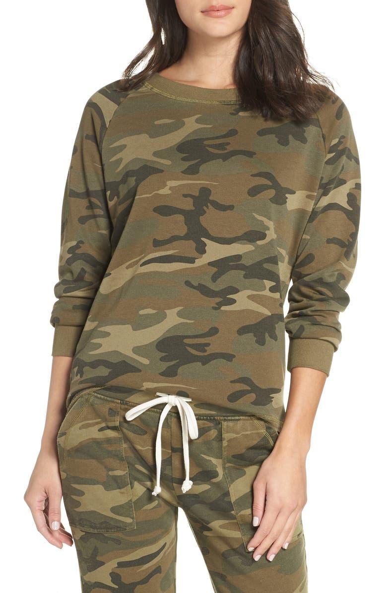 ALTERNATIVE Lazy Day Sweatshirt, Main, color, 300