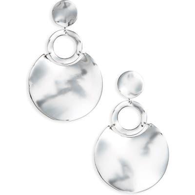 Ippolita Classico Wavy Disc Drop Earrings
