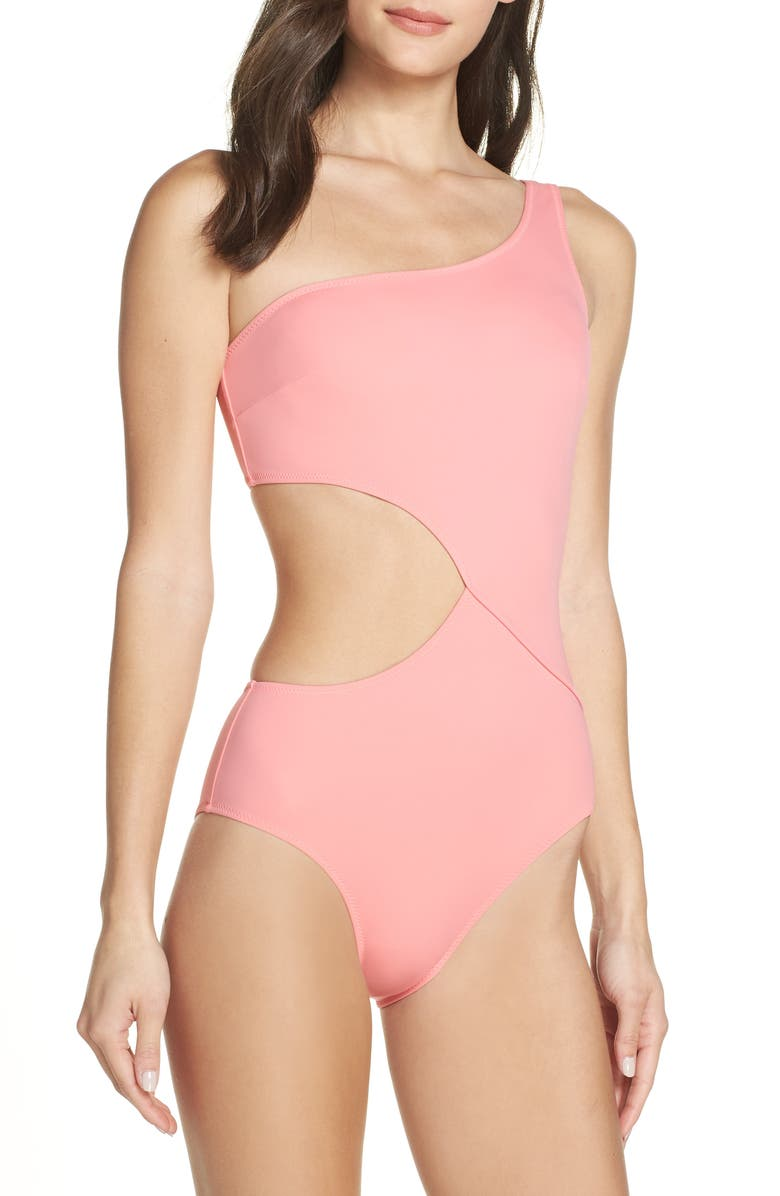 84a810e395e33 Solid & Striped Claudia One-Piece Swimsuit | Nordstrom