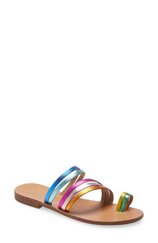 Kurt Geiger RAINBOW COLLECTION DELILAH SLIDE SANDAL