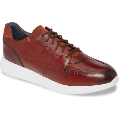 Ted Baker London Caliir Wingtip Sneaker, Brown