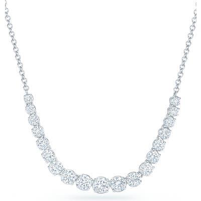 Kwiat Riviera Diamond Pendant Necklace