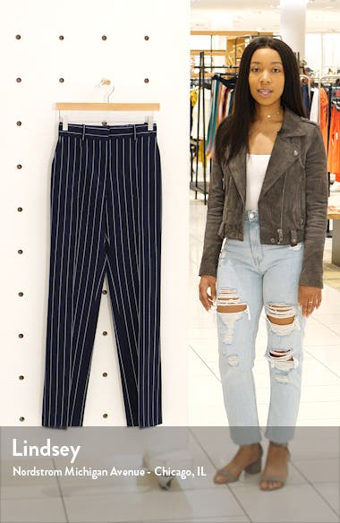 Stripe Suit Pants, sales video thumbnail