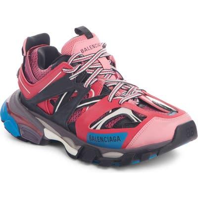 Balenciaga Track Low Top Sneaker, Pink