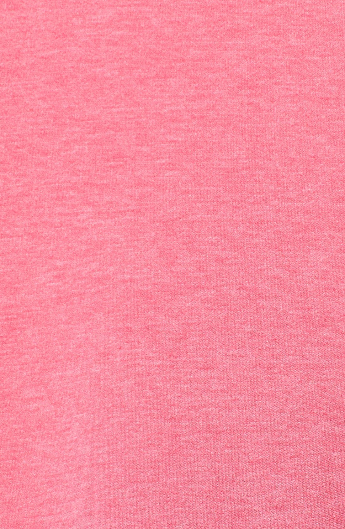 ,                             One-Button Fleece Wrap Cardigan,                             Alternate thumbnail 209, color,                             666