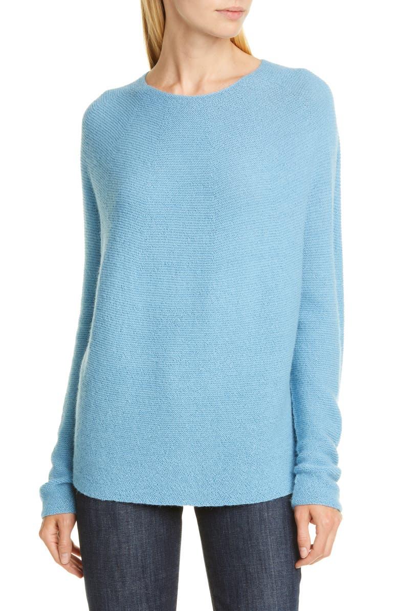 CHRISTIAN WIJNANTS Kasima Alpaca Sweater, Main, color, LIGHT BLUE