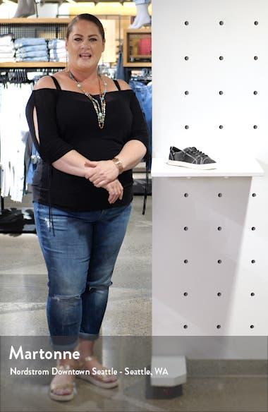 Marina Canvas Sneaker, sales video thumbnail