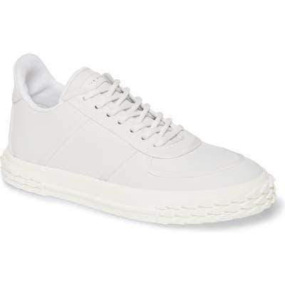 Giuseppe Zanotti Low Top Sneaker, White