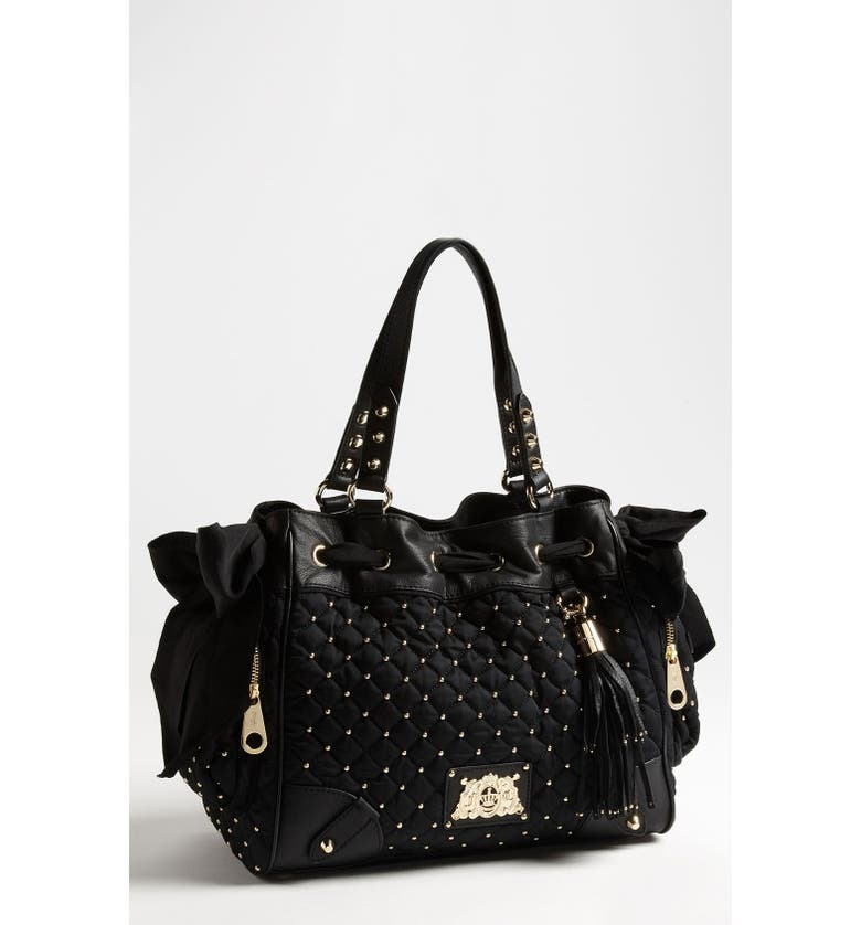 Daydreamer Quilted Nylon Tote