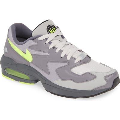 Nike Air Max2 Light Sd Sneaker- Black